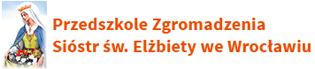 logo Przedszkola Zgromadzenia Sióstr Św. Elżbiety Prowincja Wrocławska we Wrocławiu, link do strony głównej